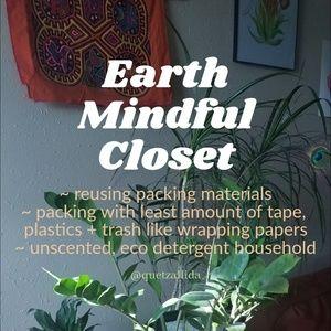 Earth Mindful Closet